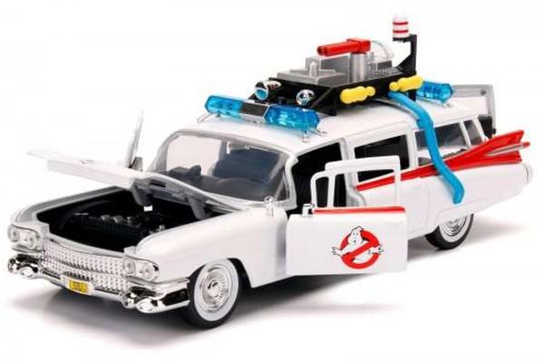 Jada 1:24 Ghostbusters Ecto-1 1959 Cadillac