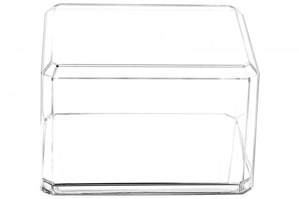 Hochwertige Acryl-Vitrine mit spiegelndem Boden für bis zu zwei Pop! Sammelfiguren